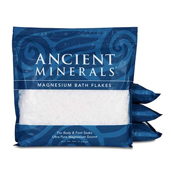 Ancient Minerals Magnesium Bath Flakes 32lbs