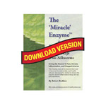 The Miracle Enzyme is Serrapeptase - eBook Download